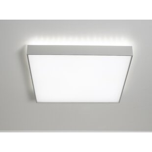 Molto Luce Cadan 1-Light Flush Mount