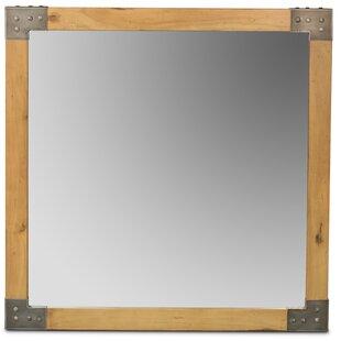 Sarreid Ltd Armory Accent Mirror