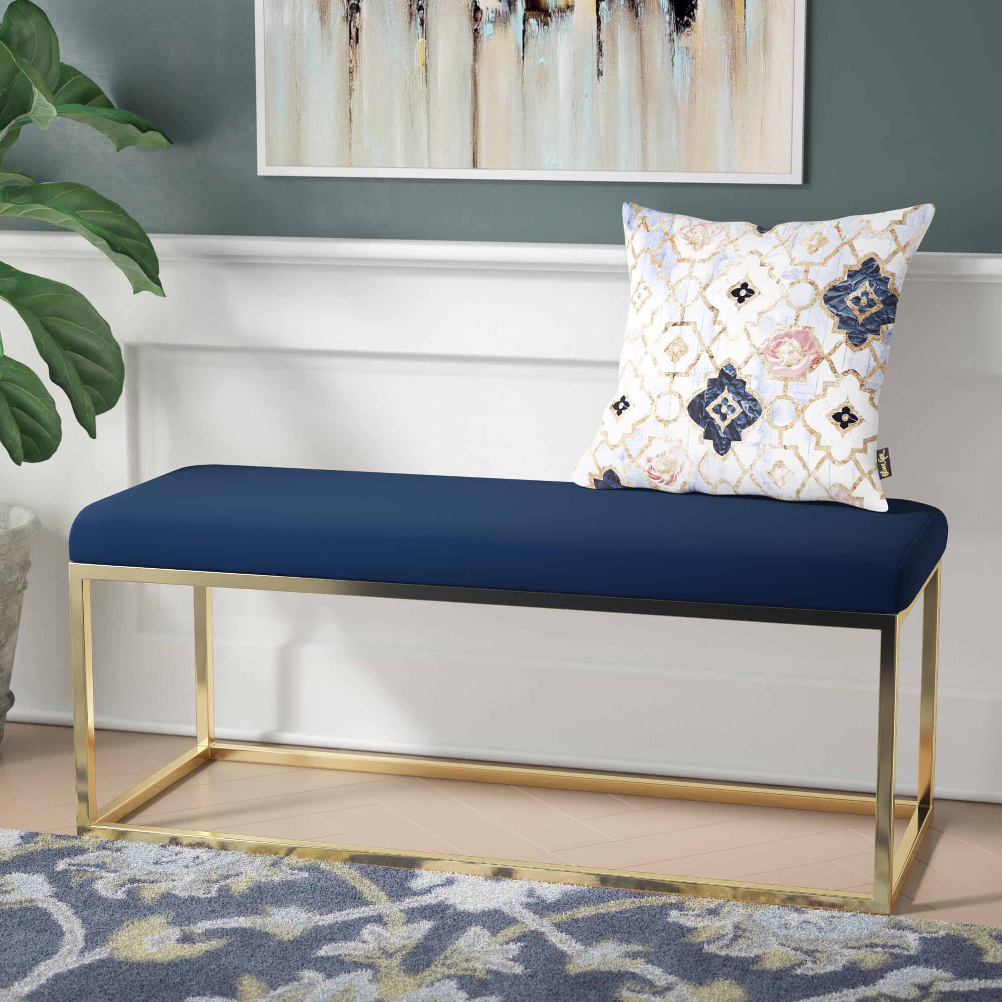 Annalise Upholstered Bedroom Bench