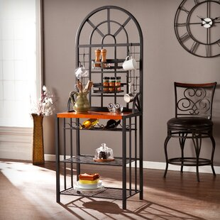 Baden Steel Kitchen Island By ClassicLiving