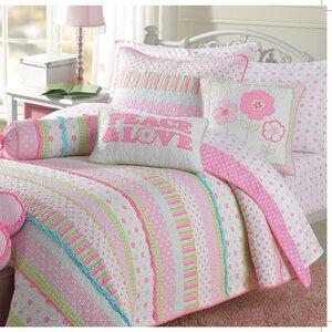 Stephany Pastel Quilt Set