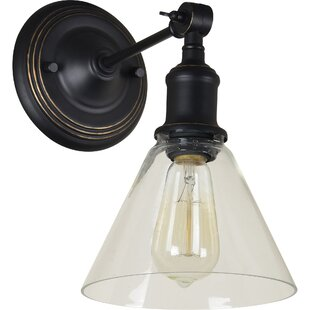 Gracie Oaks Perkins Wall Swing Arm Lamp