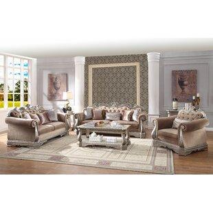 Leanos Configurable Living Room Set by Rosdorf Park