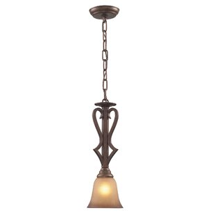 Darby Home Co Rosenblum 1-Light Cone Pend..