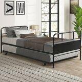 Wanamie Twin Platform Bed by Ebern Designs