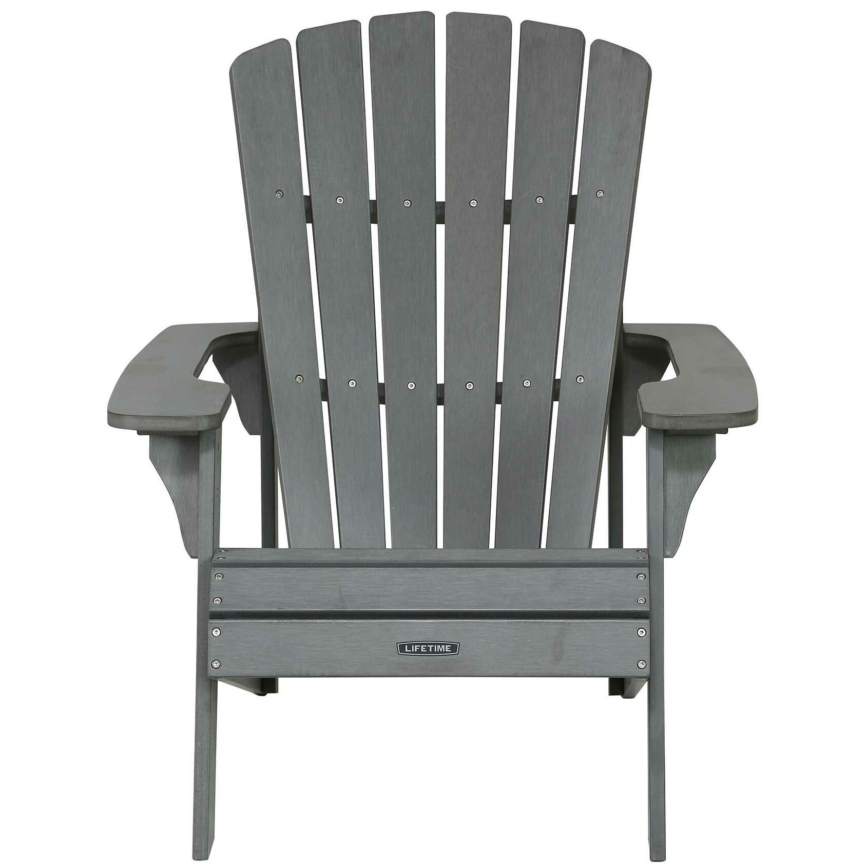 Incroyable Lifetime Plastic Adirondack Chair U0026 Reviews | Wayfair