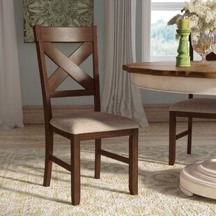 Isabell Upholstered Dining Chair (Set of 2) Laurel Foundry Modern Farmhouse