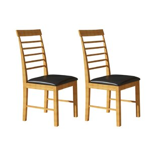 Allenville Solid Wood Dining Chair (Set Of 2) By Marlow Home Co.
