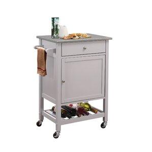 Chelmsford Kitchen Cart by Red Barrel Studio Buy