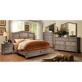 Augustin Queen 4 Piece Bedroom Set by Canora Grey