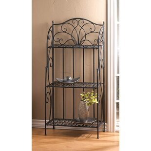 Shop For Divine Étagère Iron Baker's Rack Best Deals