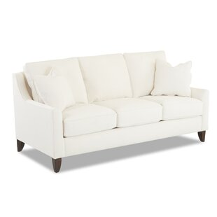 Shop for Haleigh Sofa by Wayfair Custom Upholstery™ Reviews (2019) & Buyer's Guide
