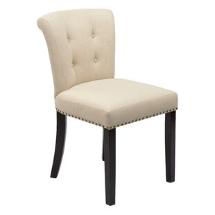 Elvie Traditional Solid Wood Side Chair By Willa Arlo Interiors