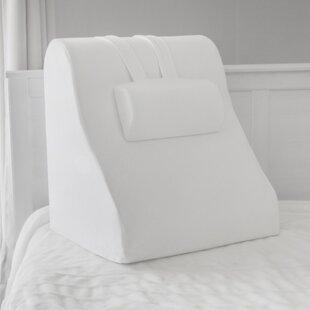 Alwyn Home Bernardino Contour Bed Wedge Adjustable Memory Foam Pillow