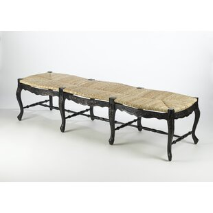 Chesley Upholstered Bench by August Grove Today Sale Only