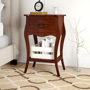 Easterbrook 1 Drawer Nightstand by Birch Lane™ Heritage New