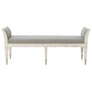 Bernhardt Domaine Upholstered Bench