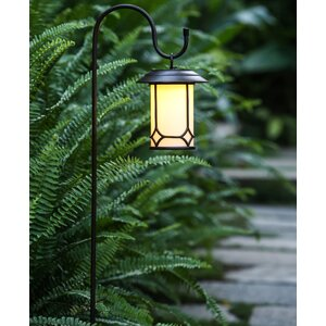 Buy Classic Hanging Solar 1-Light Pathway Light (Set of 2)!