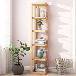 Leilani Bookcase By Natur Pur