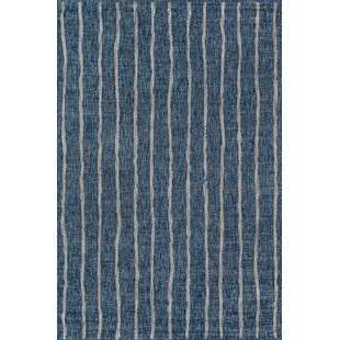 Sicily Blue Indoor/Outdoor Area Rug