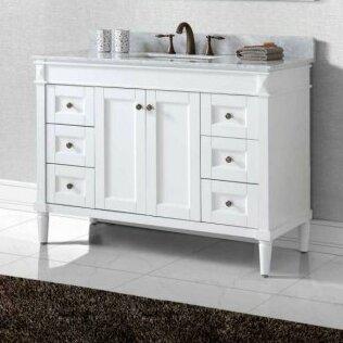 Tiffany 48 Bathroom Vanity Cabinet