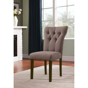 Jamieson Upholstered Dining Chair (Set of 2)