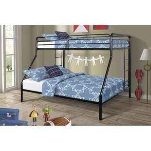 Glickman Twin Over Full Bunk Bed by Zoomie Kids Best Design