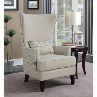Waldschmidt Wingback Chair