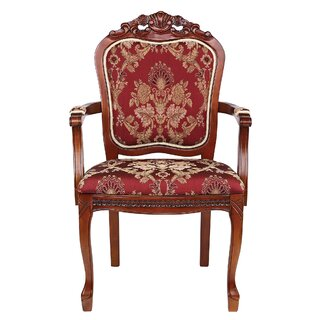 Crown Armchair by Design Toscano