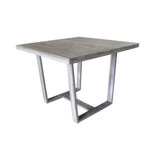 Joanne Casual Contemporary Outdoor Dining Table