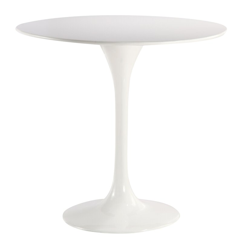 Cronk Round Fiberglass Dining Table