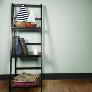 JIA HOME Foldable Sladder Bookcase