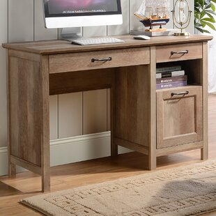 Bianca 3 Drawer Writing Desk