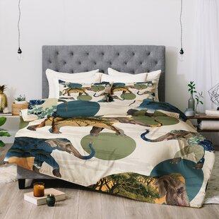 Belle Polka Comforter Set by East Urban Home