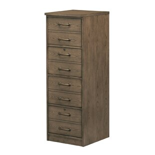 Guthridge 4-Drawer Vertical Filing Cabinet by Charlton Home