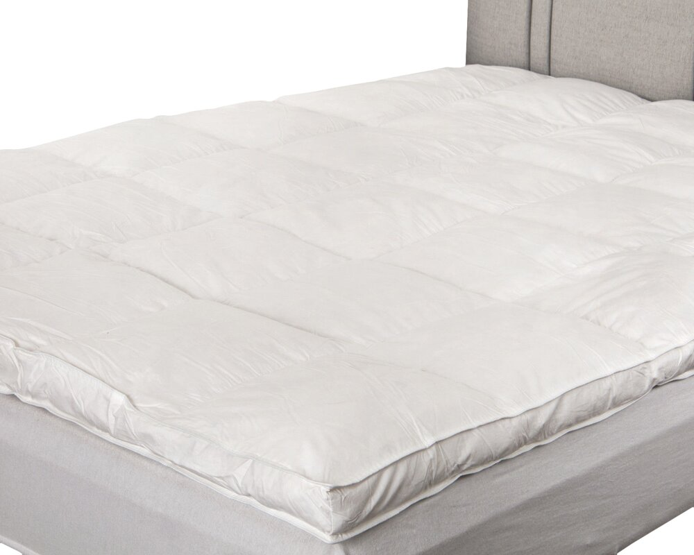 alternative p s bed mattress white cancel inflowcomponent superior res featherbed topper down feather content queen inflow hypoallergenic global