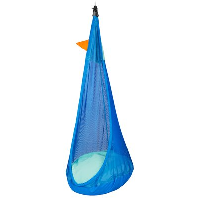 Calfee Air Max Kids Hanging Nest Outdoor Swing Chair by Freeport Park Wonderful