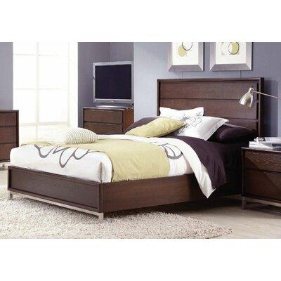 Sandrine Platform Bed Casana Furniture Company Size: King