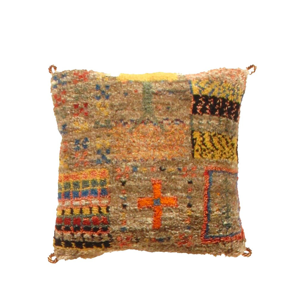 Pasargad Ny Tribal Gabbeh Lori Baft Throw Pillow Wayfair