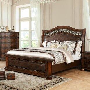 Mancheer Upholstered Standard Bed
