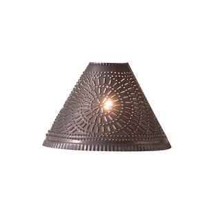 Locke Chisel 12.5 Metal Empire Lamp Shade