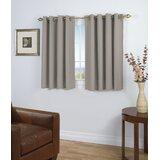 Grey Short Curtains Wayfair