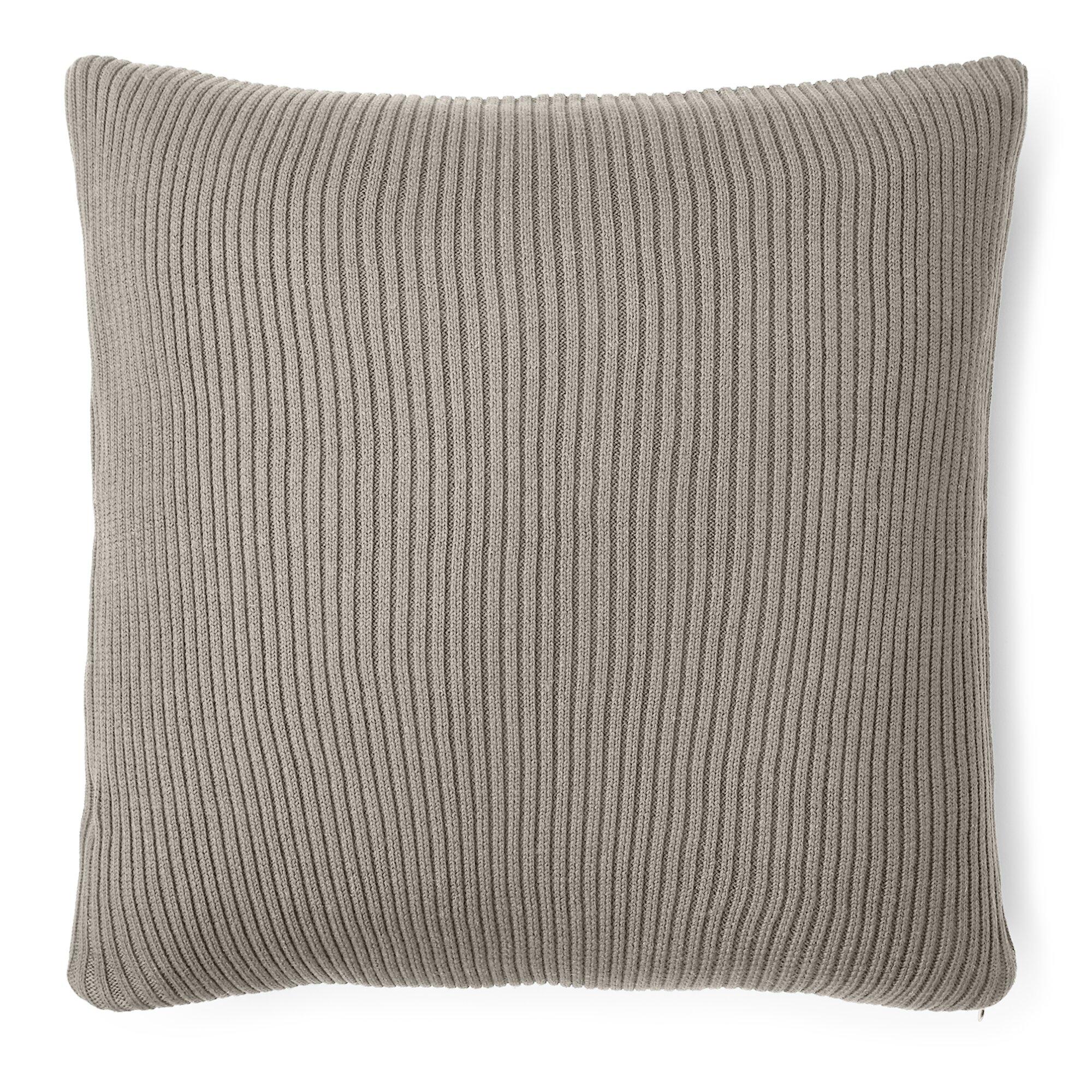 Lauren Ralph Lauren Flora Rib Knit Cotton 18 Throw Pillow Cover Insert Reviews Wayfair