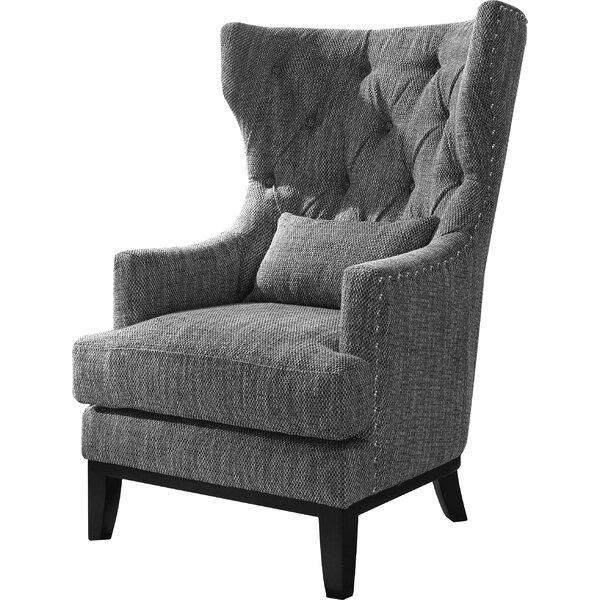 Genial Darby Home Co Val Wingback Chair U0026 Reviews | Wayfair