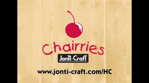 Jonti Craft High Chairries Kids Chair | Wayfair