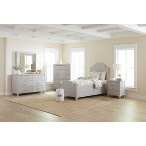 Ginns Storage Platform Configurable Bedroom Set
