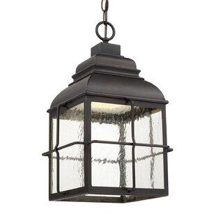 Breakwater Bay Pinedale 3-Light Outdoor Hanging Lantern