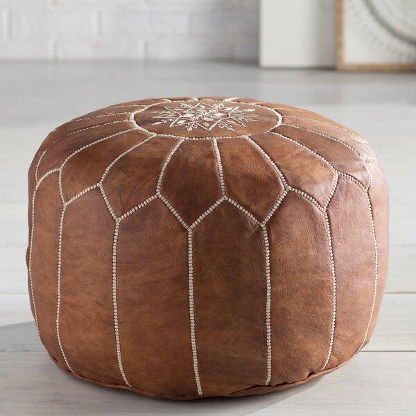 Mistana Cherise Pouf Reviews Wayfair New How To Make A Round Pouf Ottoman