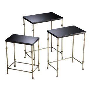 Sanders 3 Piece Nesting Tables