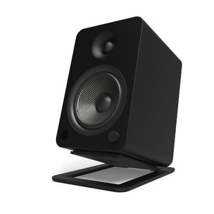 Desktop Fixed Height Speaker Stand by Kanto